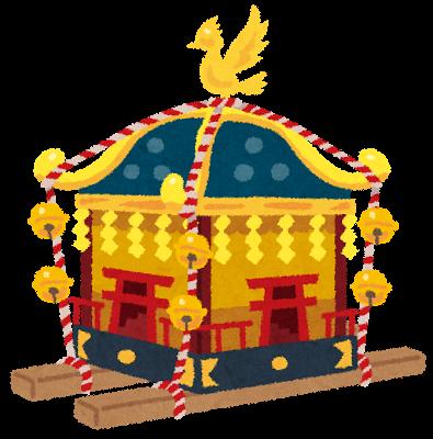 2019年10月7日は四国松山地区の地方祭のため蒲団屋はお休みいたします。