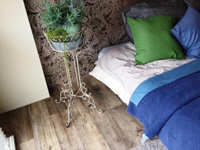 寝室の湿度に要注意