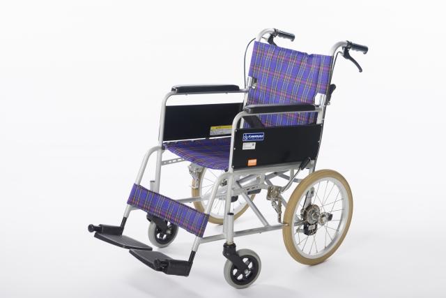 車椅子にもラテックスシートクッション