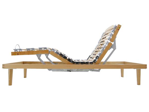リフレッシュ&リラックス!あなたのお好みの癒やしを体感する電動ベッド