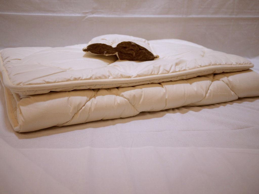 キャメルの敷き布団