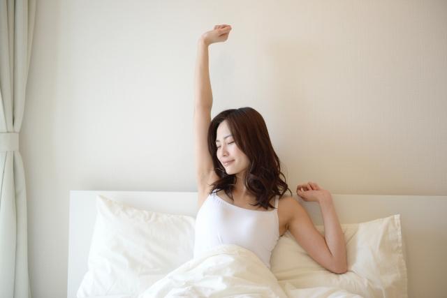朝日を浴びる重要性