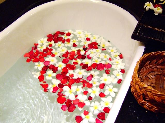 安眠するためのお風呂リラックス効果を実現する三つの作用とは!?