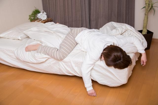 諦めるのはまだ早い!?悪い寝相・寝姿勢の原因と対策を徹底解説!